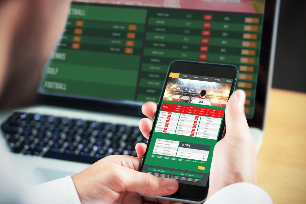 Betfair app for smartphones