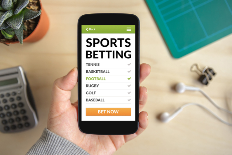 Interface Bet asia 365 apk