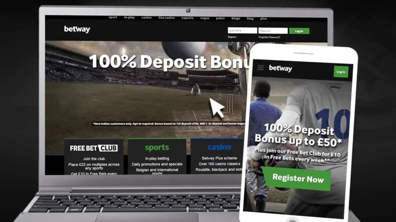 Betway Vegas app<